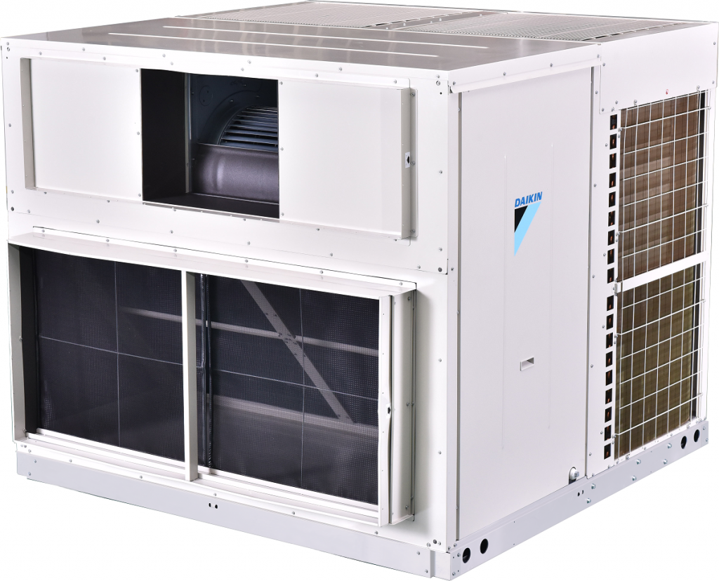 Pa Package Air Conditioner Daikin Myanmar